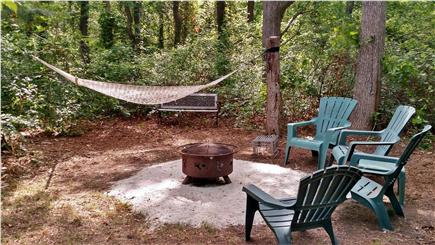 Historic Dennis Village Cape Cod vacation rental - Fire Kettle & Tranquility Zone