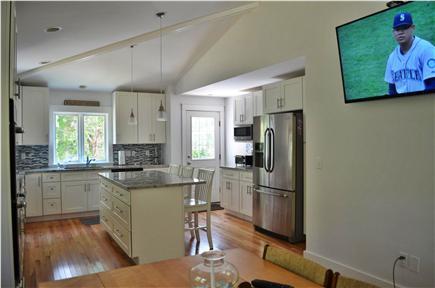 Brewster Cape Cod vacation rental - Chef's Kitchen