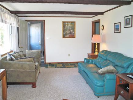 Harwich Cape Cod vacation rental - Living room partial view