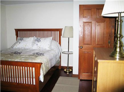 Harwich Cape Cod vacation rental - Master bedroom - has walk-in closet and private bath