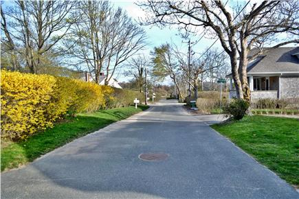 Chatham Cape Cod vacation rental - Mill Pond is at the end of the street