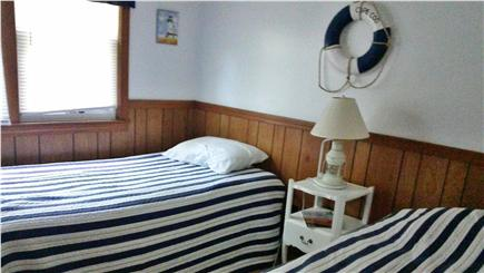 So. Yarmouth Cape Cod vacation rental - 2nd bedroom 2 twins