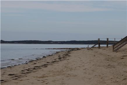 North Eastham Cape Cod vacation rental - Sunken Meadow Beach, north view.