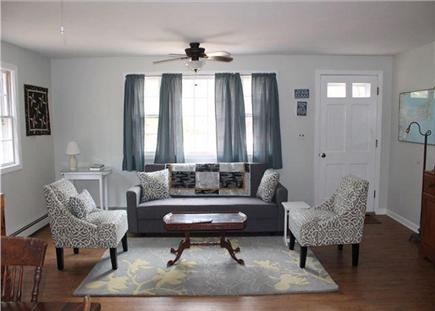 North Eastham Cape Cod vacation rental - Charming living room