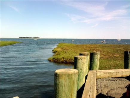 Orleans Cape Cod vacation rental - End of Street - Boat Launch area