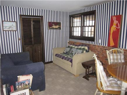 Dennis Cape Cod vacation rental - Additional living space within lower level