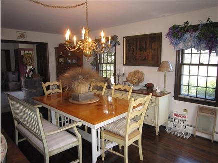 Dennis Cape Cod vacation rental - Formal dining room