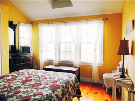Hyannis Park/West Yarmouth Cape Cod vacation rental - The upstairs left bedroom with a Queen bed
