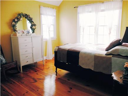 Hyannis Park/West Yarmouth Cape Cod vacation rental - The upstairs right Bedroom with a Queen Bed
