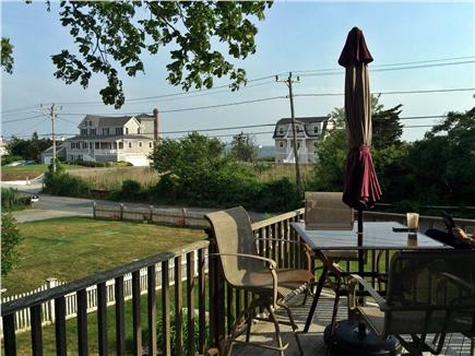 Hyannis Park/West Yarmouth Cape Cod vacation rental - Looking towards the ocean that is 125 yards away per Google maps