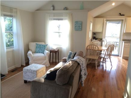 Chatham Cape Cod vacation rental - The living room