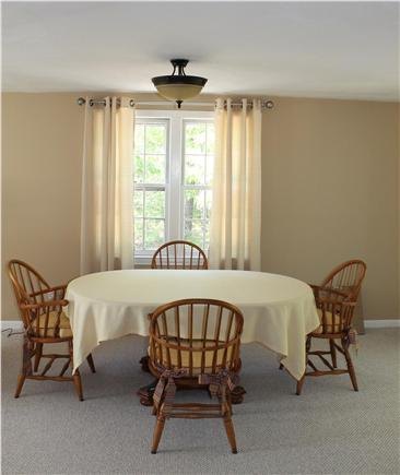 E. Harwich Cape Cod vacation rental - Dining Room