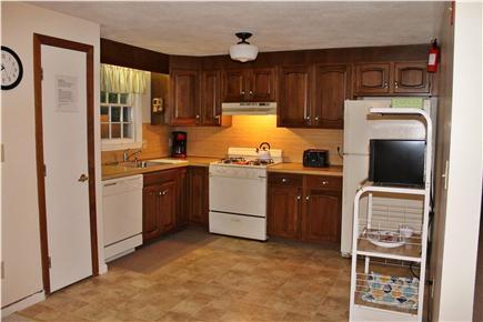 E. Harwich Cape Cod vacation rental - Kitchen