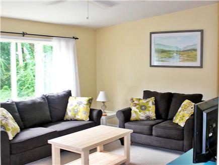 Dennisport Cape Cod vacation rental - Living room - all new furniture
