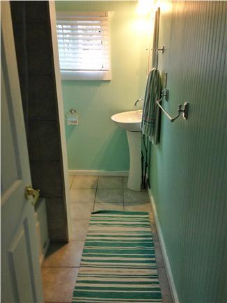 West Dennis Cape Cod vacation rental - New Bathroom