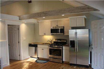 West Yarmouth Cape Cod vacation rental - Open kitchen/lving area...