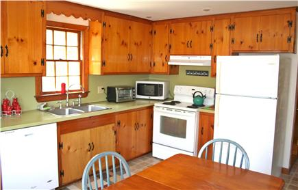 Chatham Cape Cod vacation rental - Kitchen with D/W, m/w, coffee maker, toaster oven, electric range