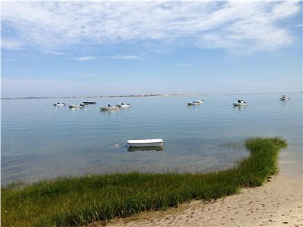 Barnstable Cape Cod vacation rental - Private, deeded beach steps from home