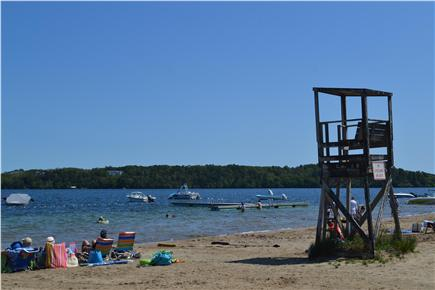 Harwich Cape Cod vacation rental - Long Pond beach...just around the corner!