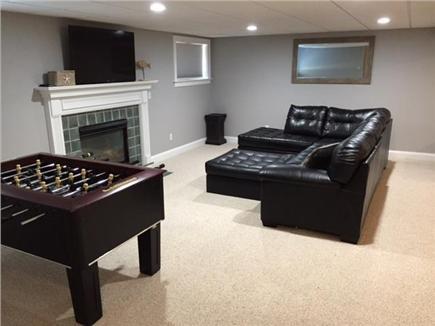 Seconsett Island, Mashpee Cape Cod vacation rental - 2nd Family Room
