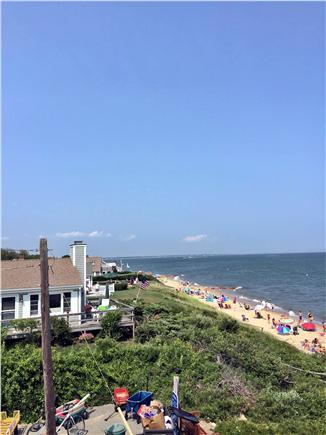 Mashpee Cape Cod vacation rental - Easterly view