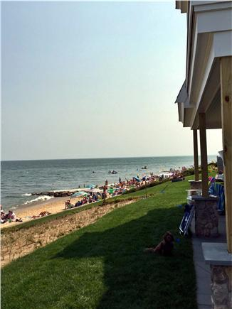 Mashpee Cape Cod vacation rental - Southern view