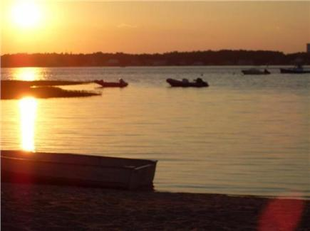 Gray Gables, Bourne, MA Cape Cod vacation rental - Romantic sunsets