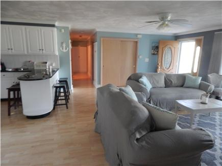 Gray Gables, Bourne, MA Cape Cod vacation rental - Updated living room