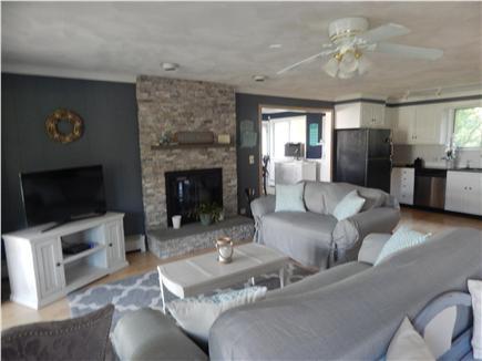 Gray Gables, Bourne, MA Cape Cod vacation rental - Cozy retreat