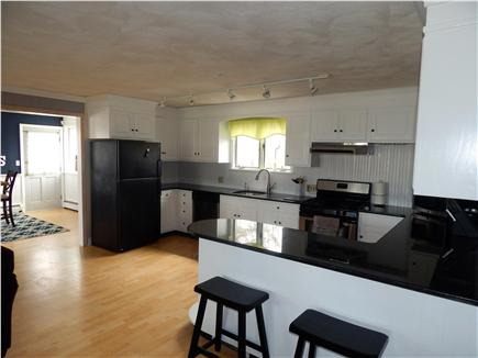 Gray Gables, Bourne, MA Cape Cod vacation rental - Updated granite kitchen
