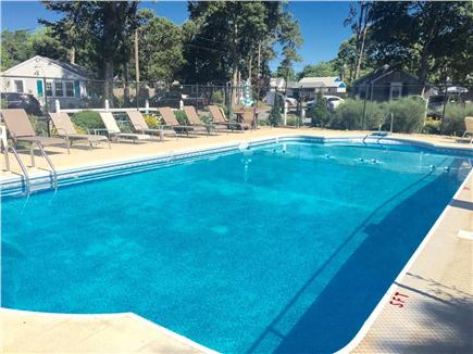 Dennis Port Cape Cod vacation rental - Cottages Common Pool