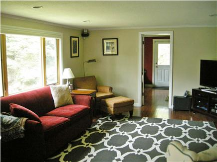 Chatham Cape Cod vacation rental - Living Room - cable, HD TV, blueray player, surround sound