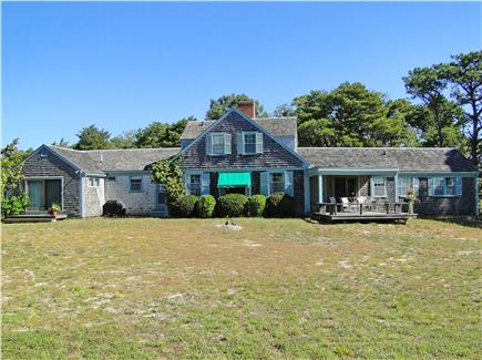 East Orleans Cape Cod vacation rental - Large home sits on several acres facing panoramic water views