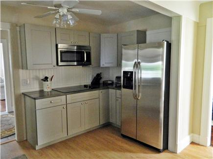 Hyannis Cape Cod vacation rental - One side of the kitchen