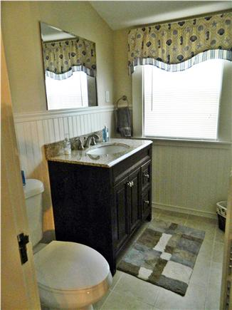 Hyannis Cape Cod vacation rental - Half bath on the first floor