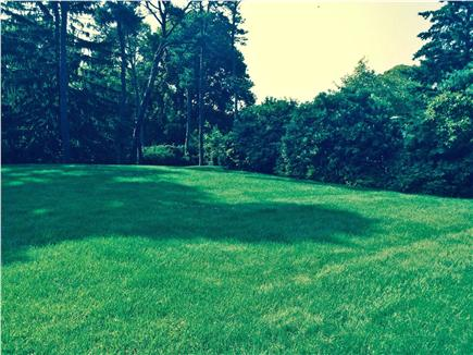 Harwich Cape Cod vacation rental - Beautiful yard for fun and games