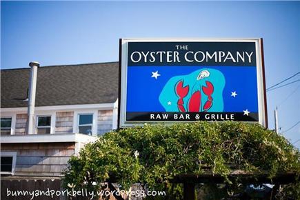 Harwich Cape Cod vacation rental - Nearby restaurant, yummy!