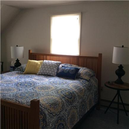 Eastham Cape Cod vacation rental - Upper level new king bed w A/C