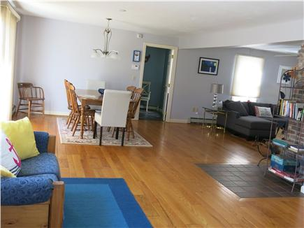 Eastham Cape Cod vacation rental - Open floor plan, comfortable dining space