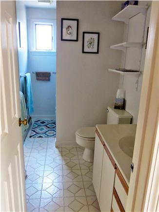 Eastham Cape Cod vacation rental - Lower bath connects to queen bedroom