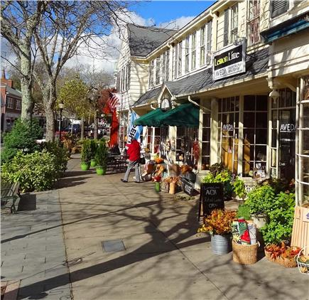 Falmouth Heights Cape Cod vacation rental - Fabulous shops/restaurants downtown Falmouth