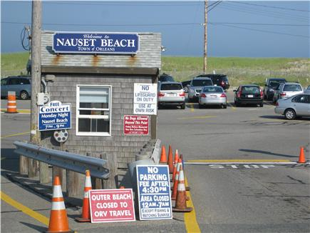 East Orleans Cape Cod vacation rental - You are just steps away from the Nauset Beach entrance