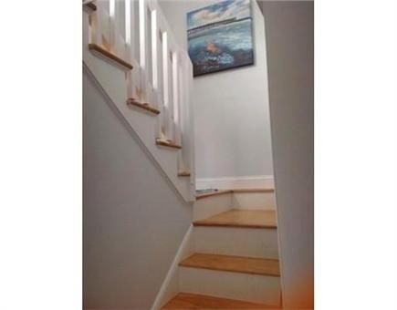 Falmouth Heights Cape Cod vacation rental - Stairwell