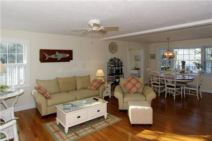 Chatham Cape Cod vacation rental - Open living room concept with plenty of room