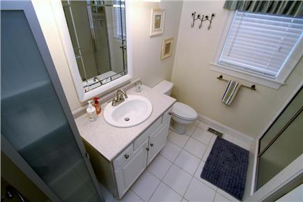 Chatham Cape Cod vacation rental - Guest Bathroom (1st Floor)