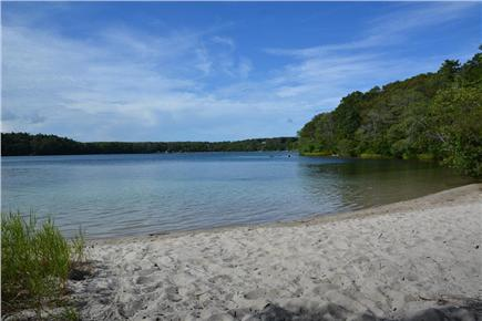 Brewster Cape Cod vacation rental - Association Access to Sheep's Pond (1/10 mile)