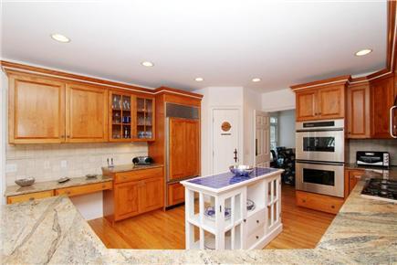 Brewster Cape Cod vacation rental - Gourmet Kitchen