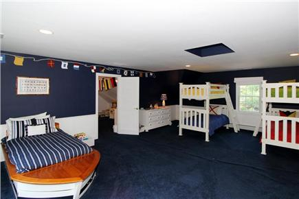 Brewster Cape Cod vacation rental - ''The Bunk Room''