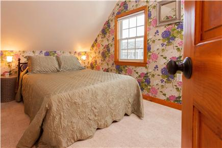 Harwich Port Cape Cod vacation rental - Upstairs queen #1
