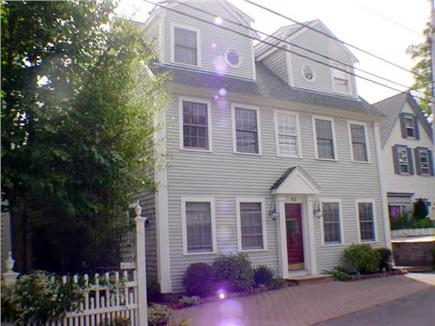 Provincetown Cape Cod vacation rental - Front of historic Jones Locker building